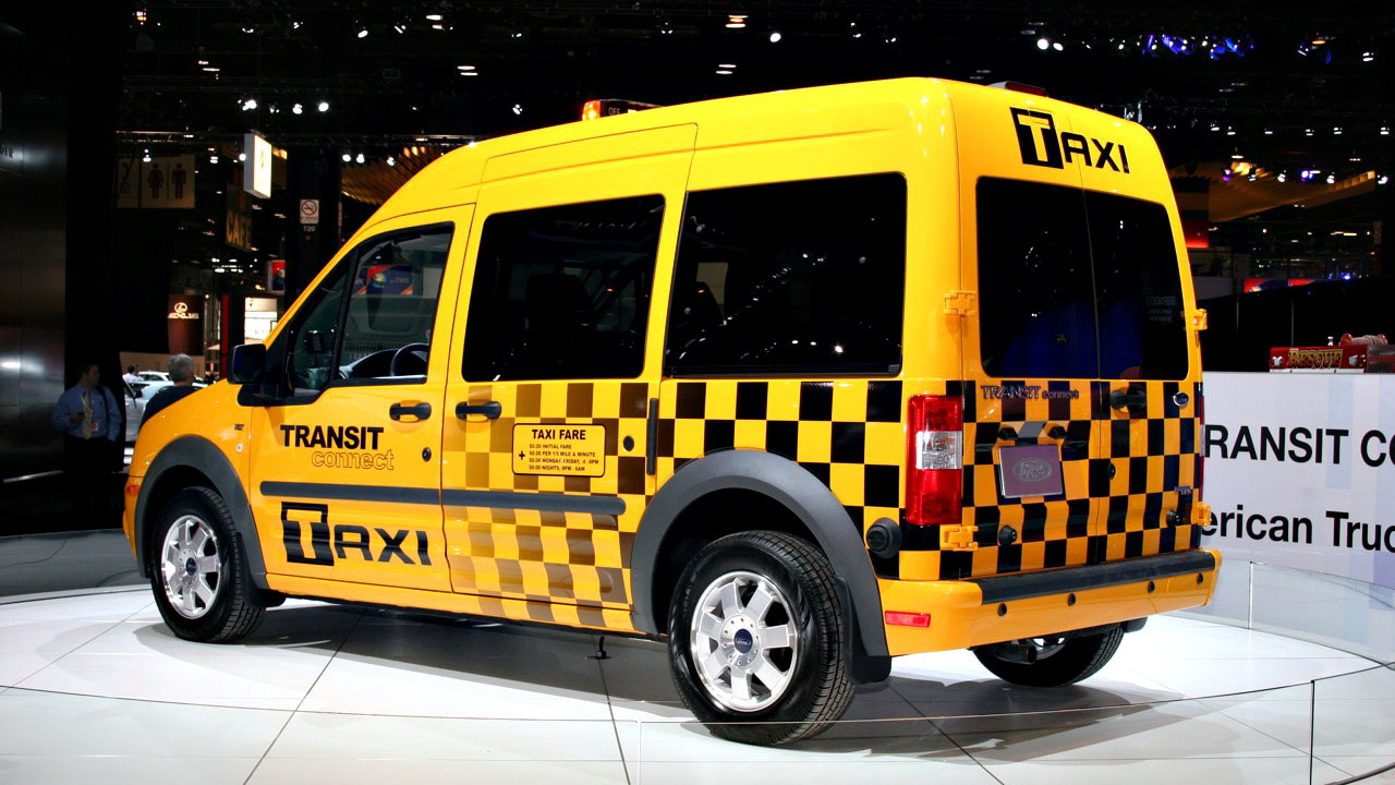 2011 Ford Transit Taxi