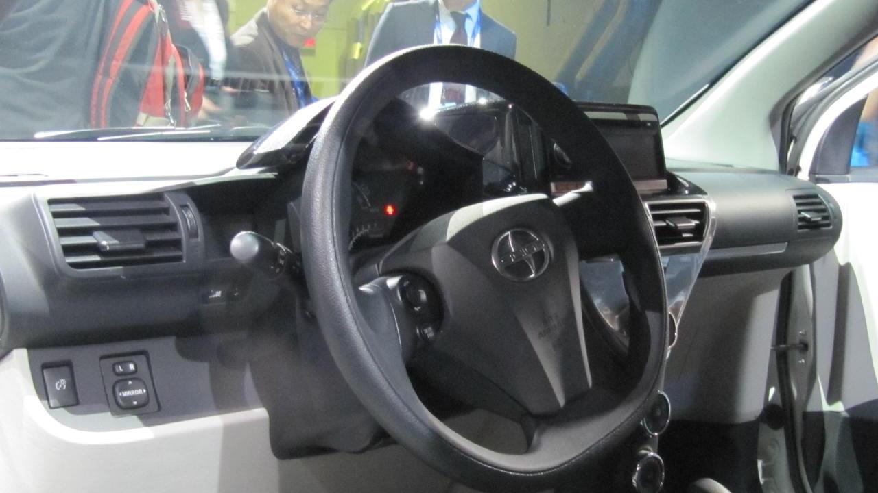 2011 Scion iQ at 2010 New York Auto Show