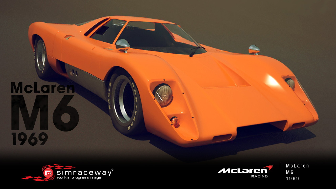 Simraceway partners with McLaren for exclusive in-game cars