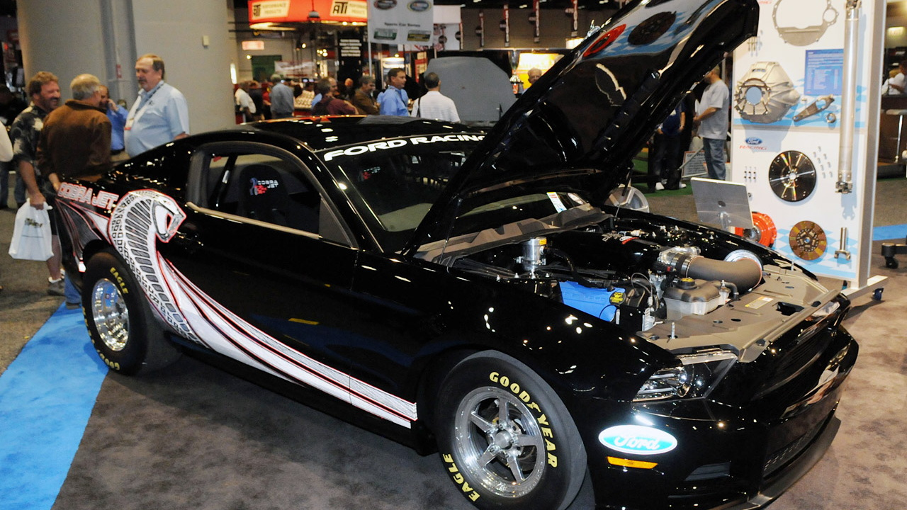 2013 Cobra Jet Mustang by Ford Racing