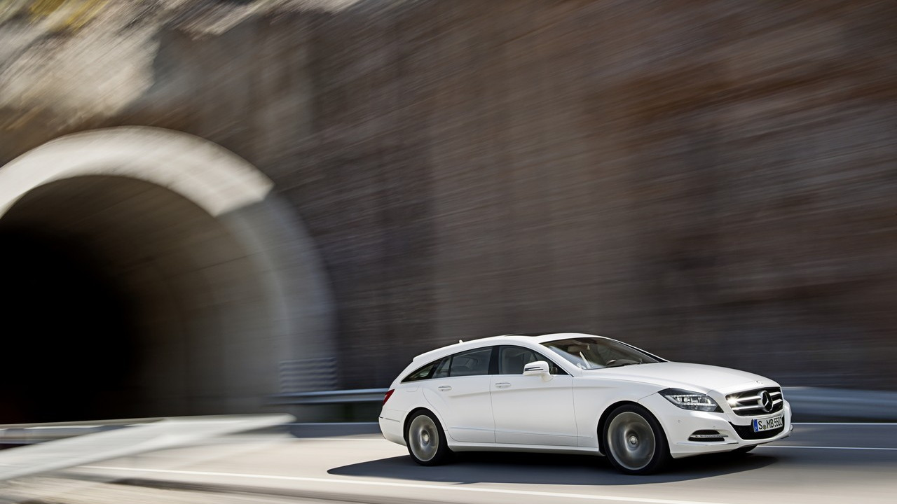 2013 Mercedes-Benz CLS Shooting Brake