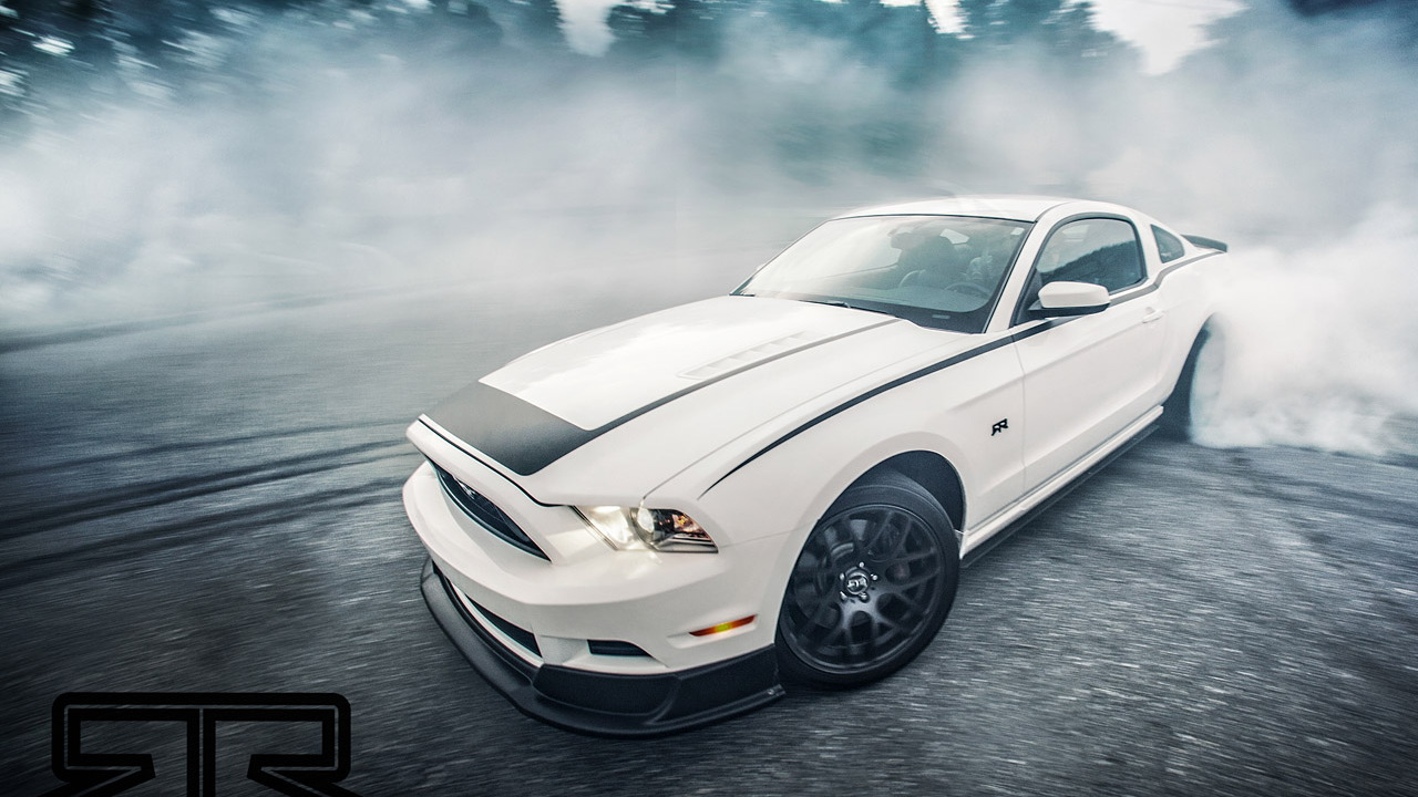 2013 Ford Mustang RTR
