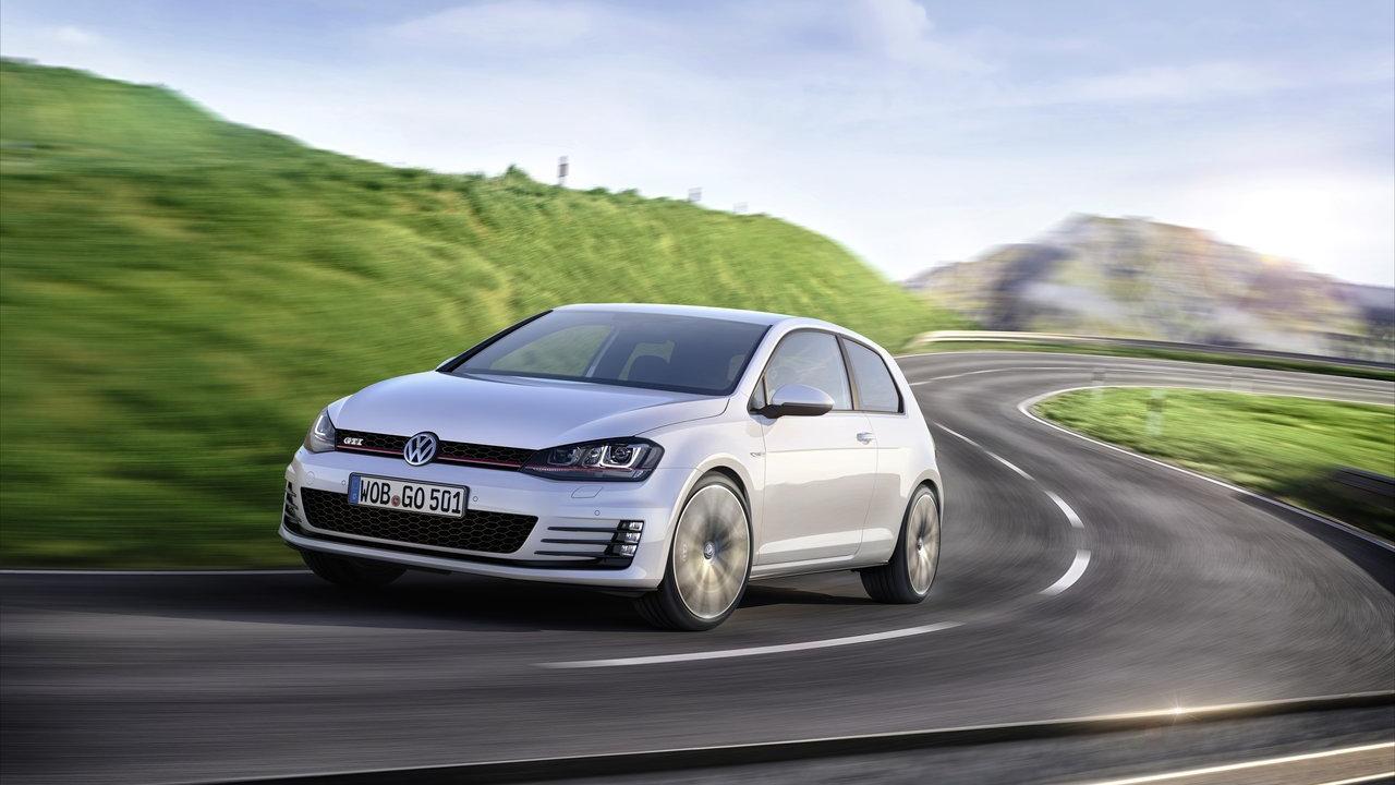 2014 Volkswagen GTI (Euro spec)