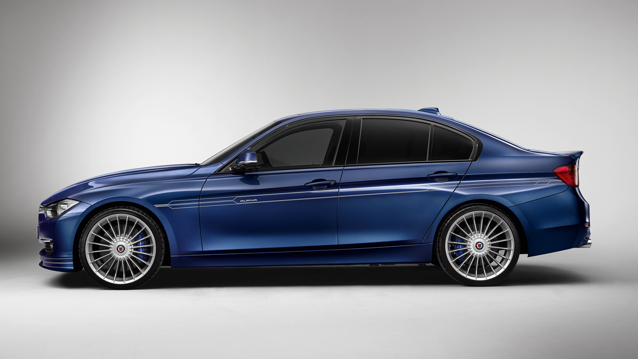 BMW Alpina B3 Biturbo - image: Alpina