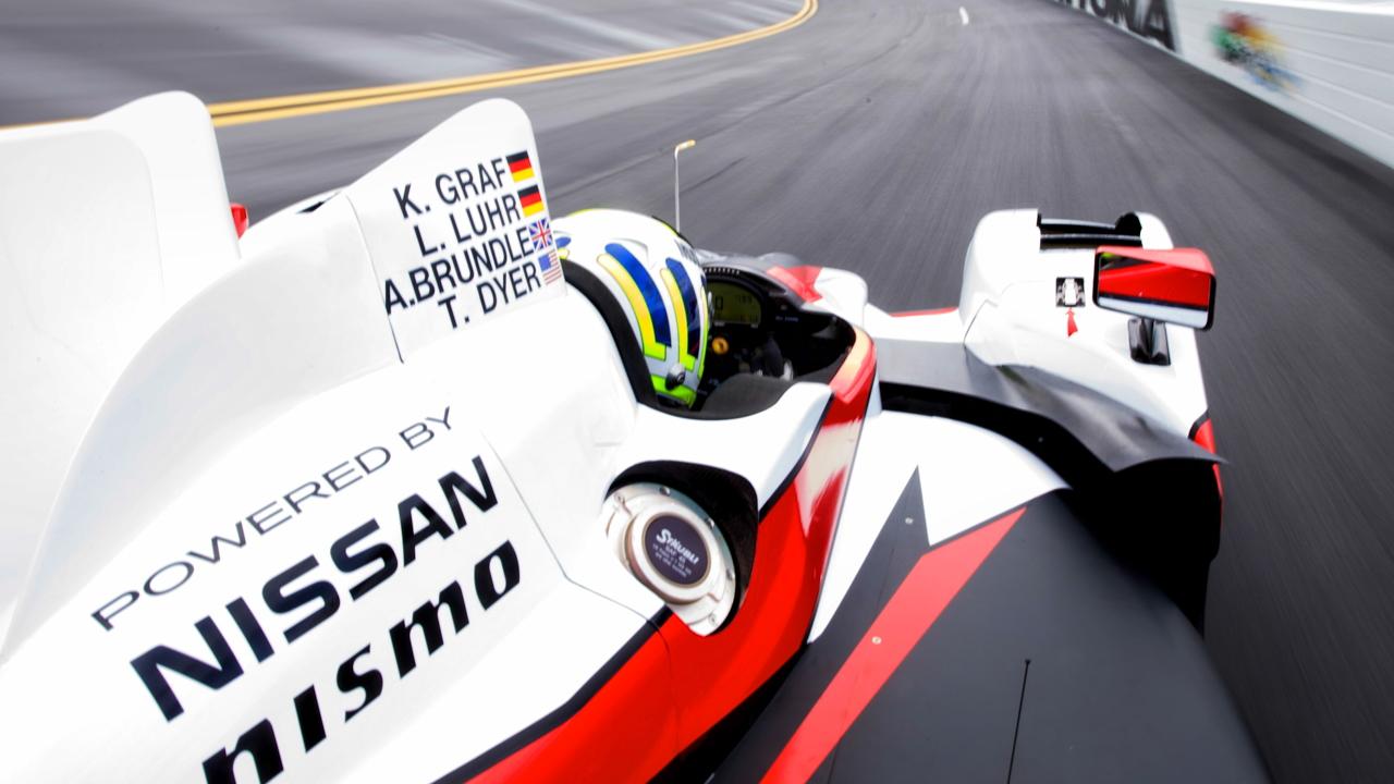 Nissan P2