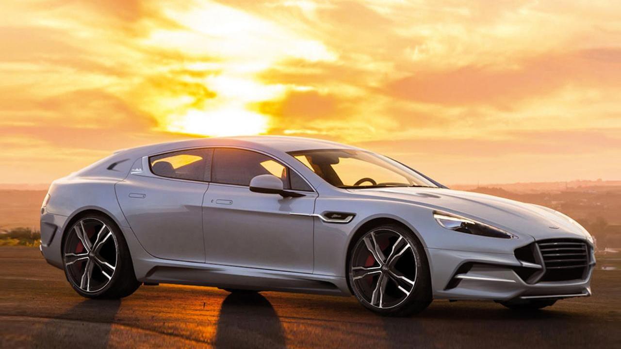 Ares Aston Martin Rapide shooting brake concept