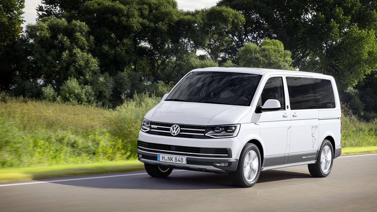 Volkswagen Multivan PanAmericana