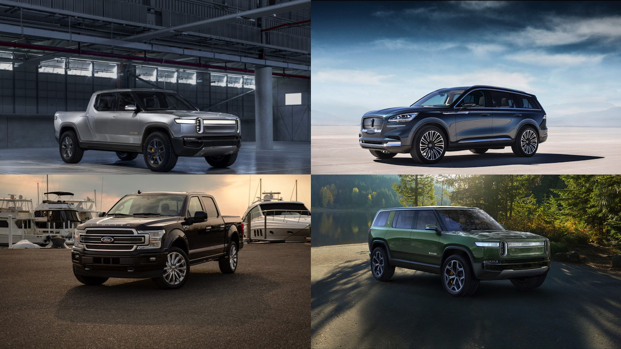 Ford and Rivian 4