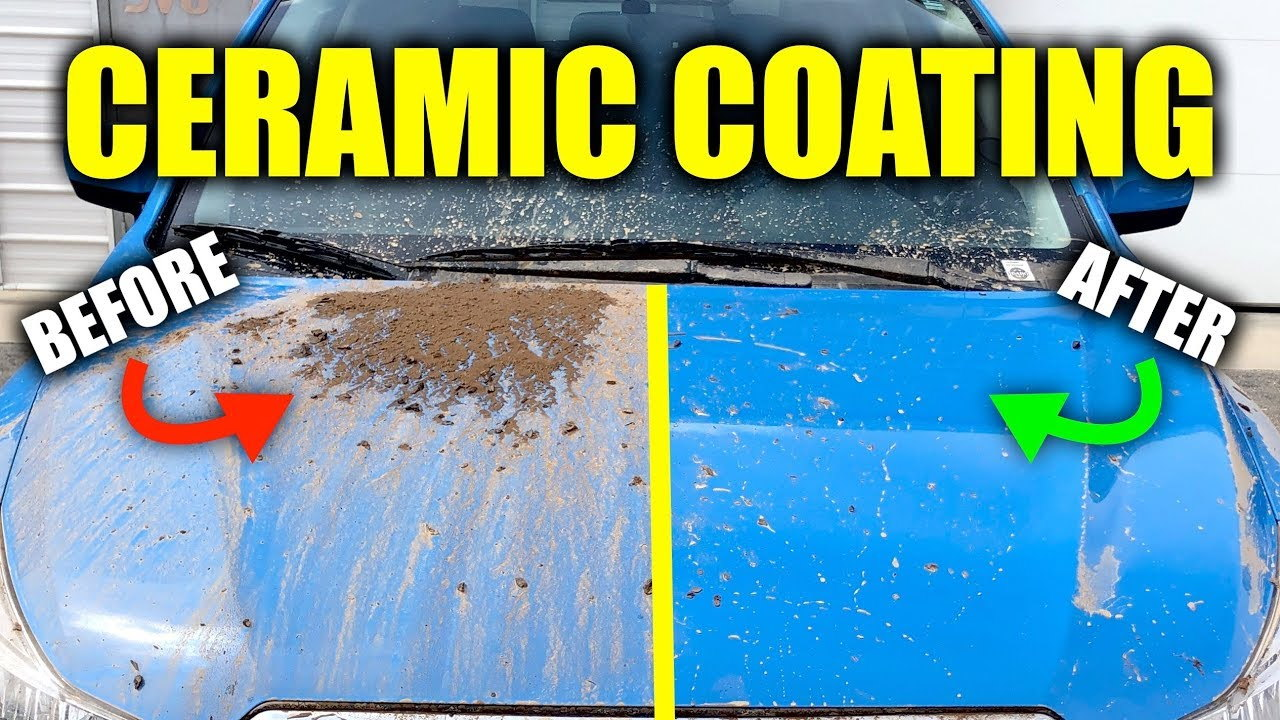 Best Ceramic Coating For Cars 2020 Everything you need to know about ceramic coatings