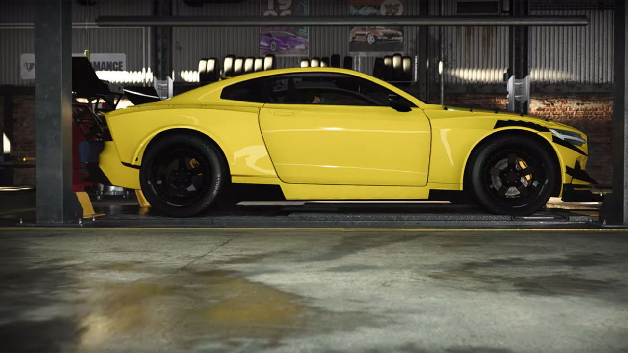 Need For Speed Heat Sizzles In New Trailer