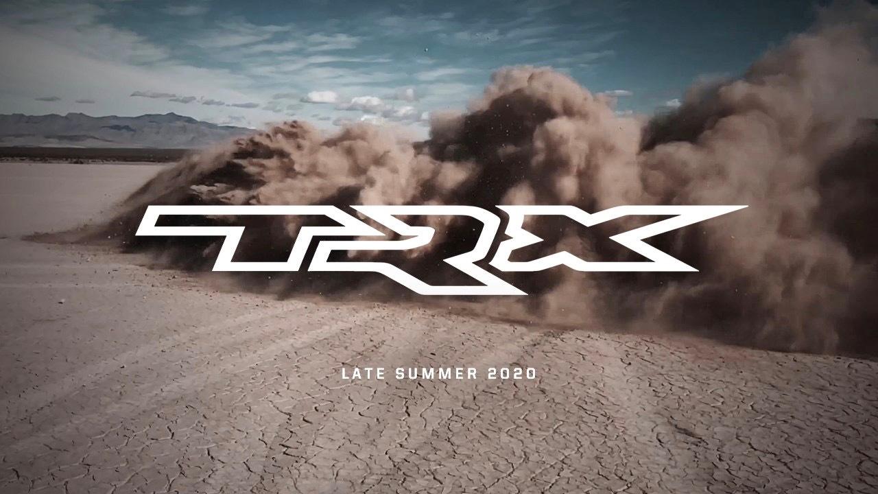 Ram 1500 Rebel TRX teaser