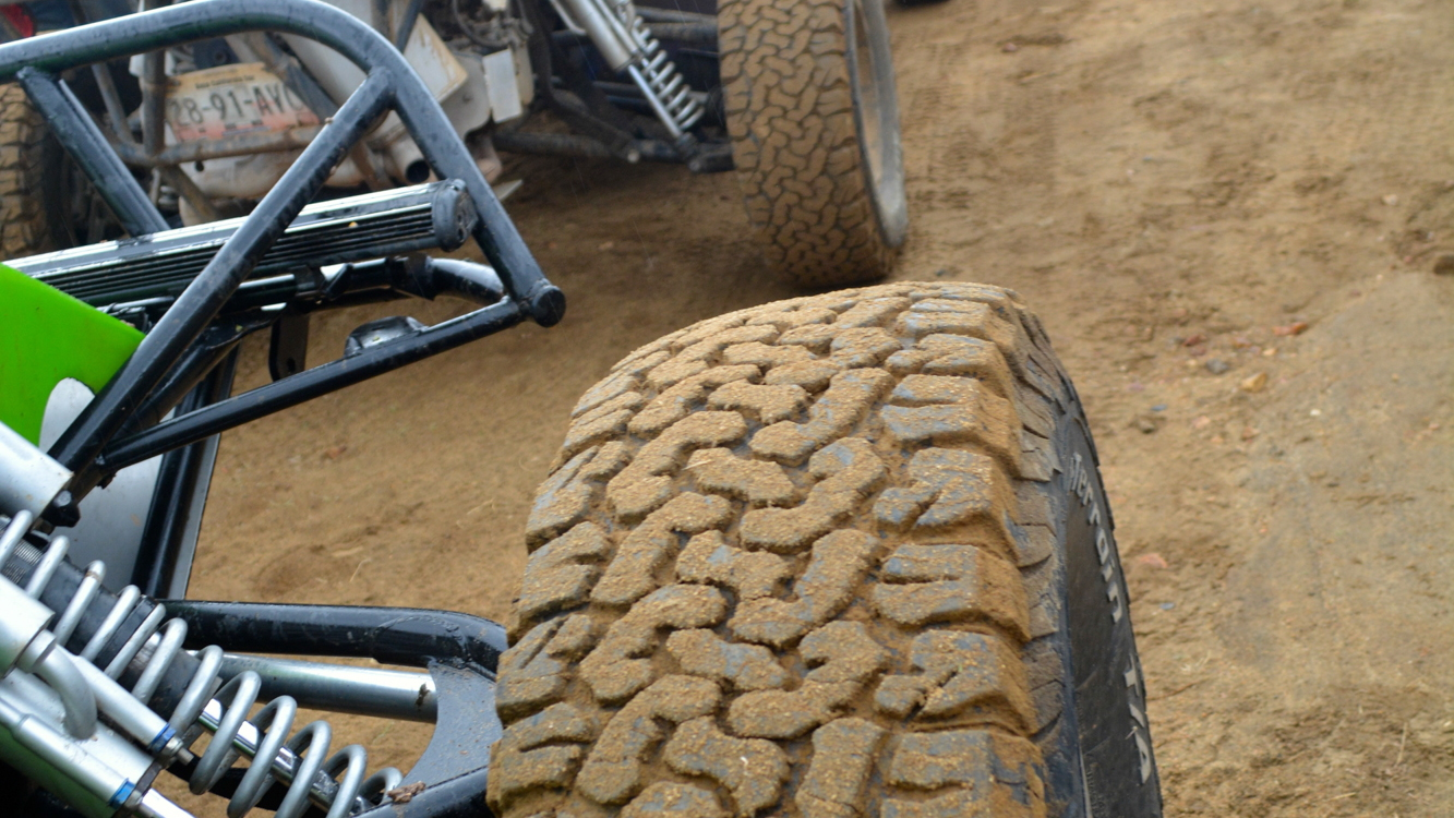BFGoodrich KO2 Tire Baja Mexico