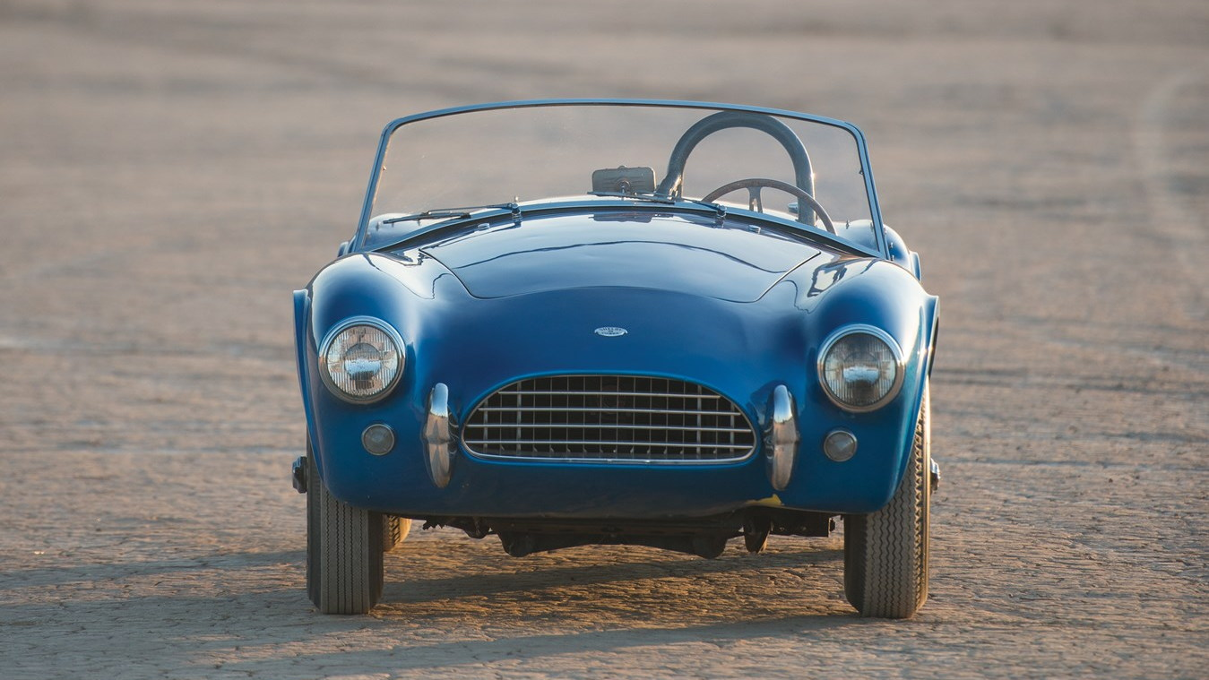 The world's first Shelby Cobra: CSX 2000