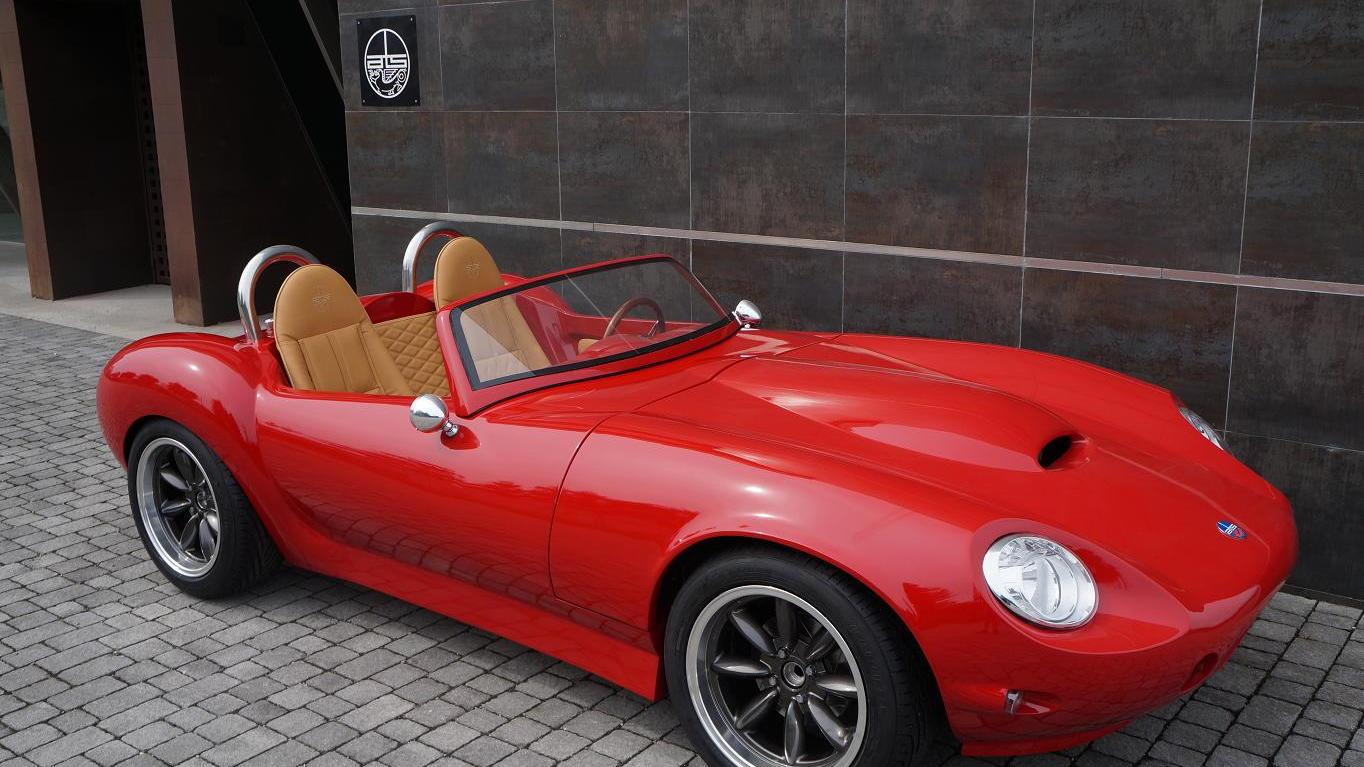 Automobili Turismo e Sport (ATS) Leggera