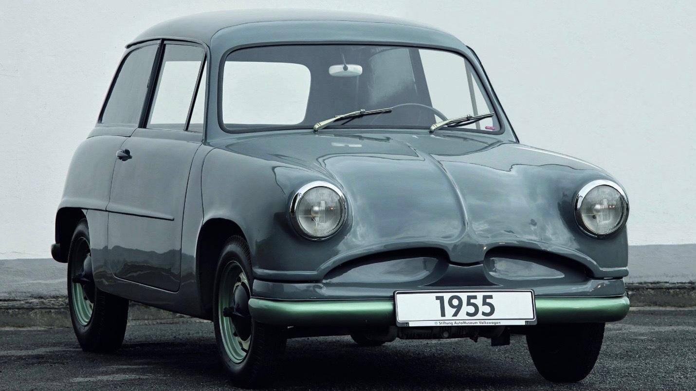 1955 Volkswagen EA48 prototype