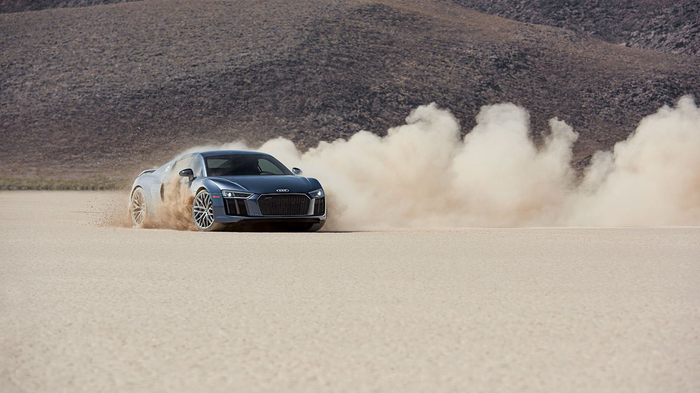 Audi partners with Airbnb for R8 travel trip