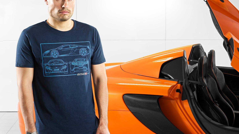 McLaren merchandise range
