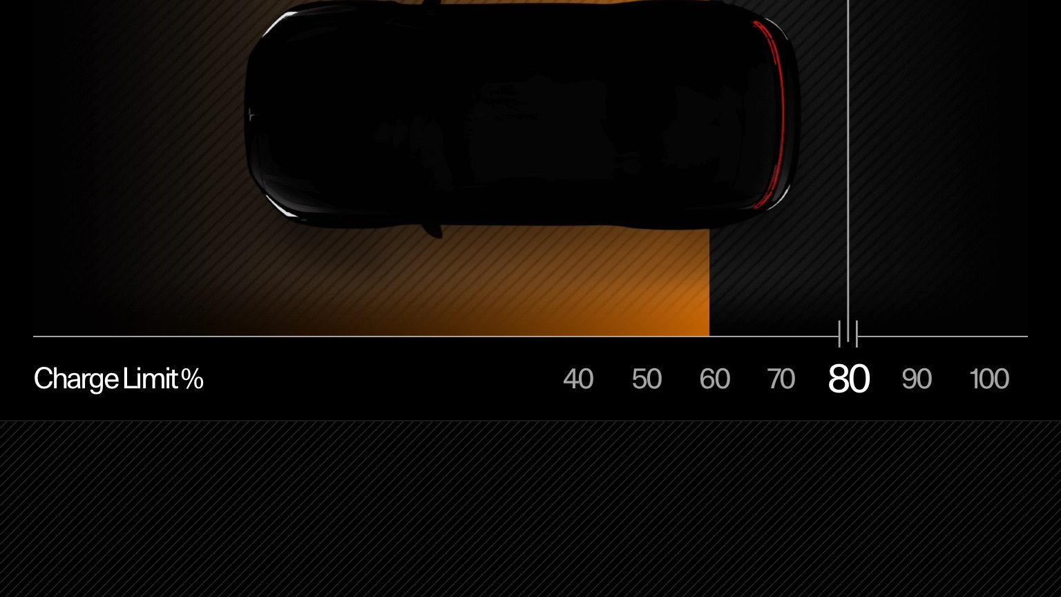 Polestar 2 Android-based infotainment system teaser image