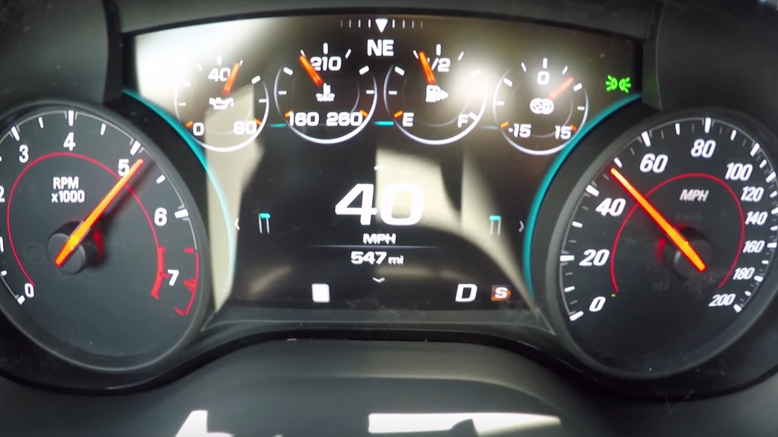 Watch A Stock 2017 Chevy Camaro Zl1 Run 0 60 In 3 6 Seconds Then Hit 180 Mph