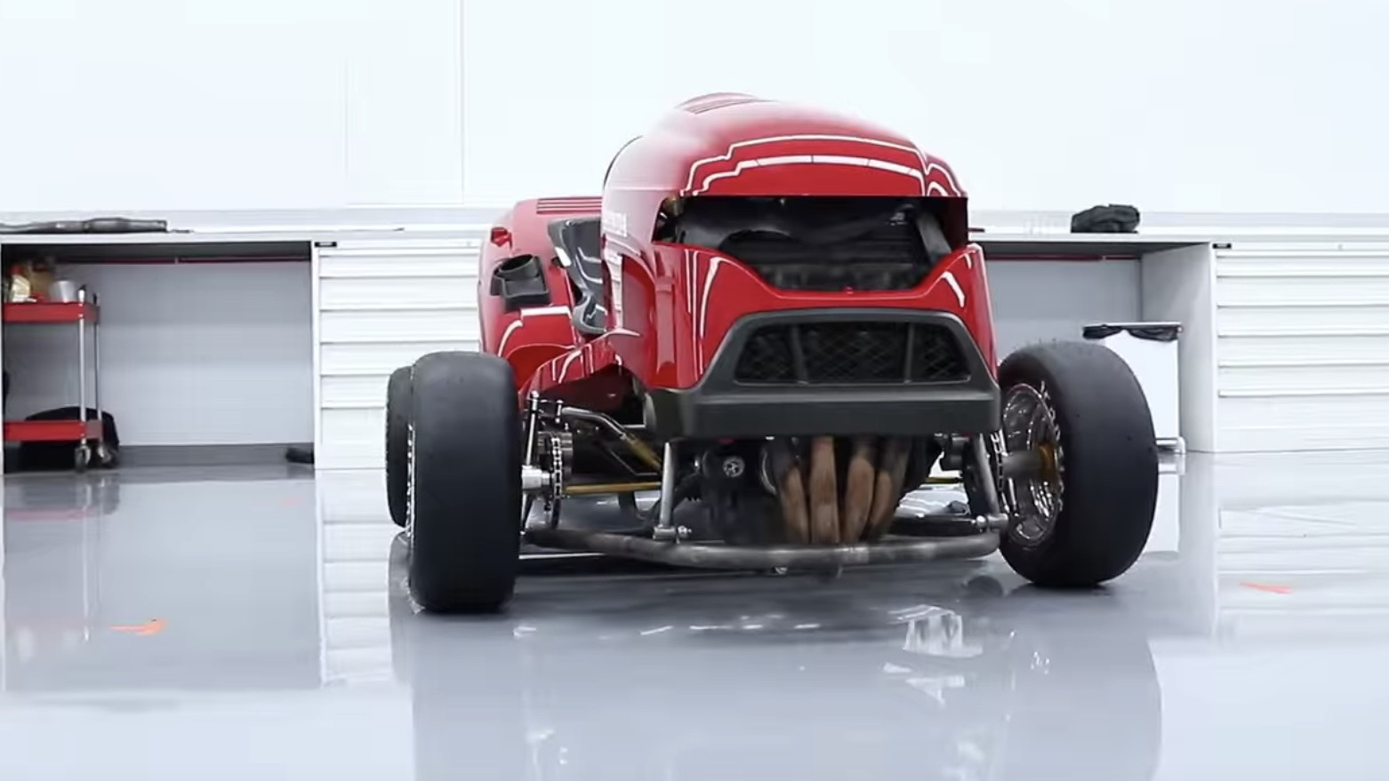 Honda Mean Mower Mk2