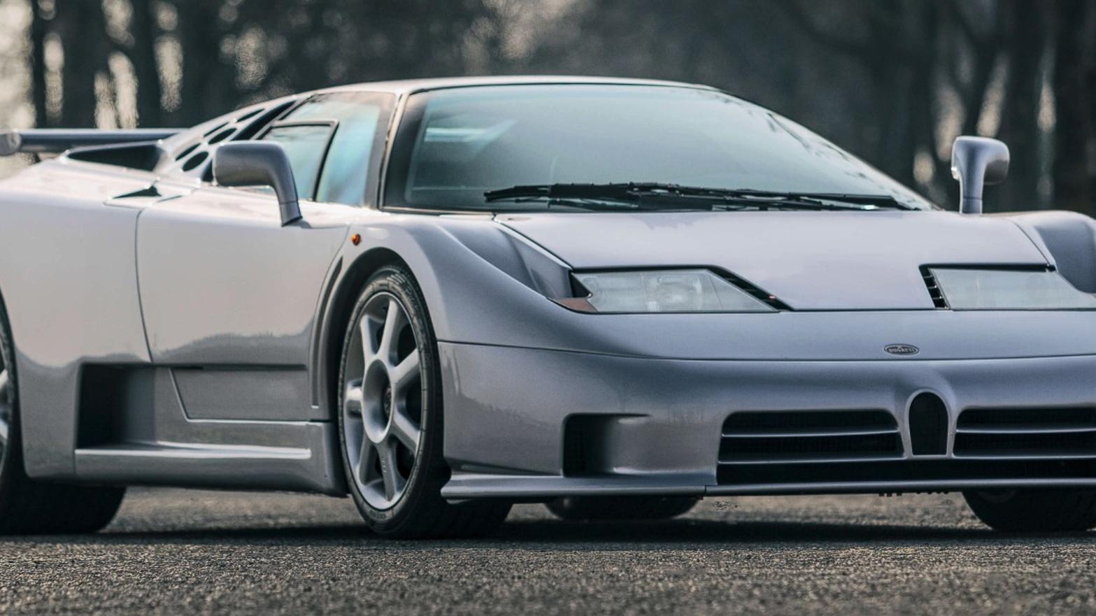 1995 Bugatti EB110 SS