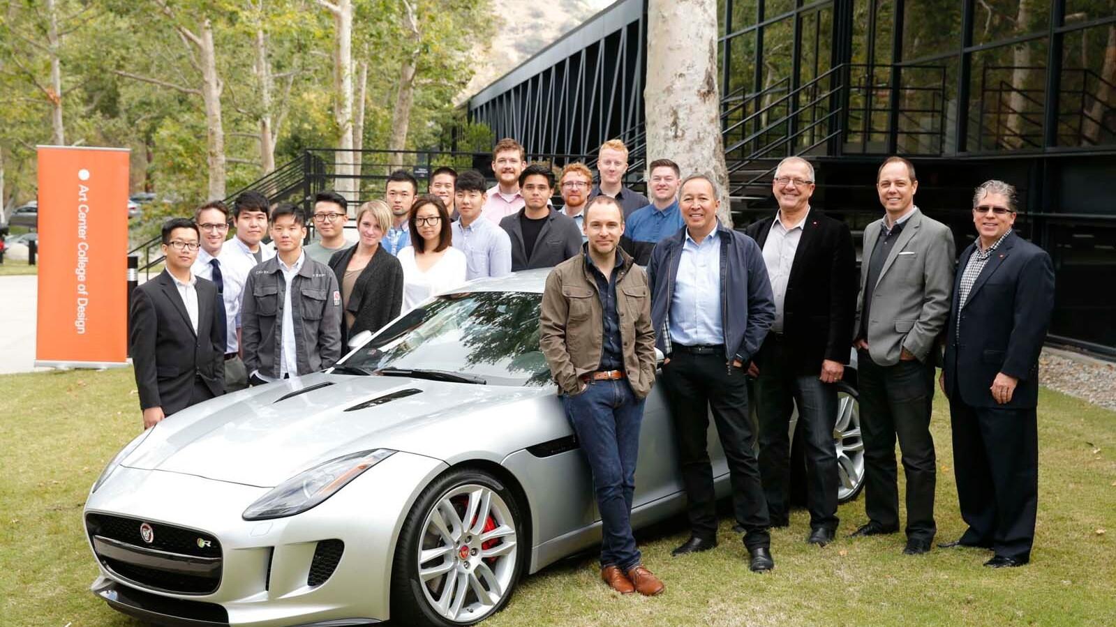 Jaguar ACCD Design Partnership