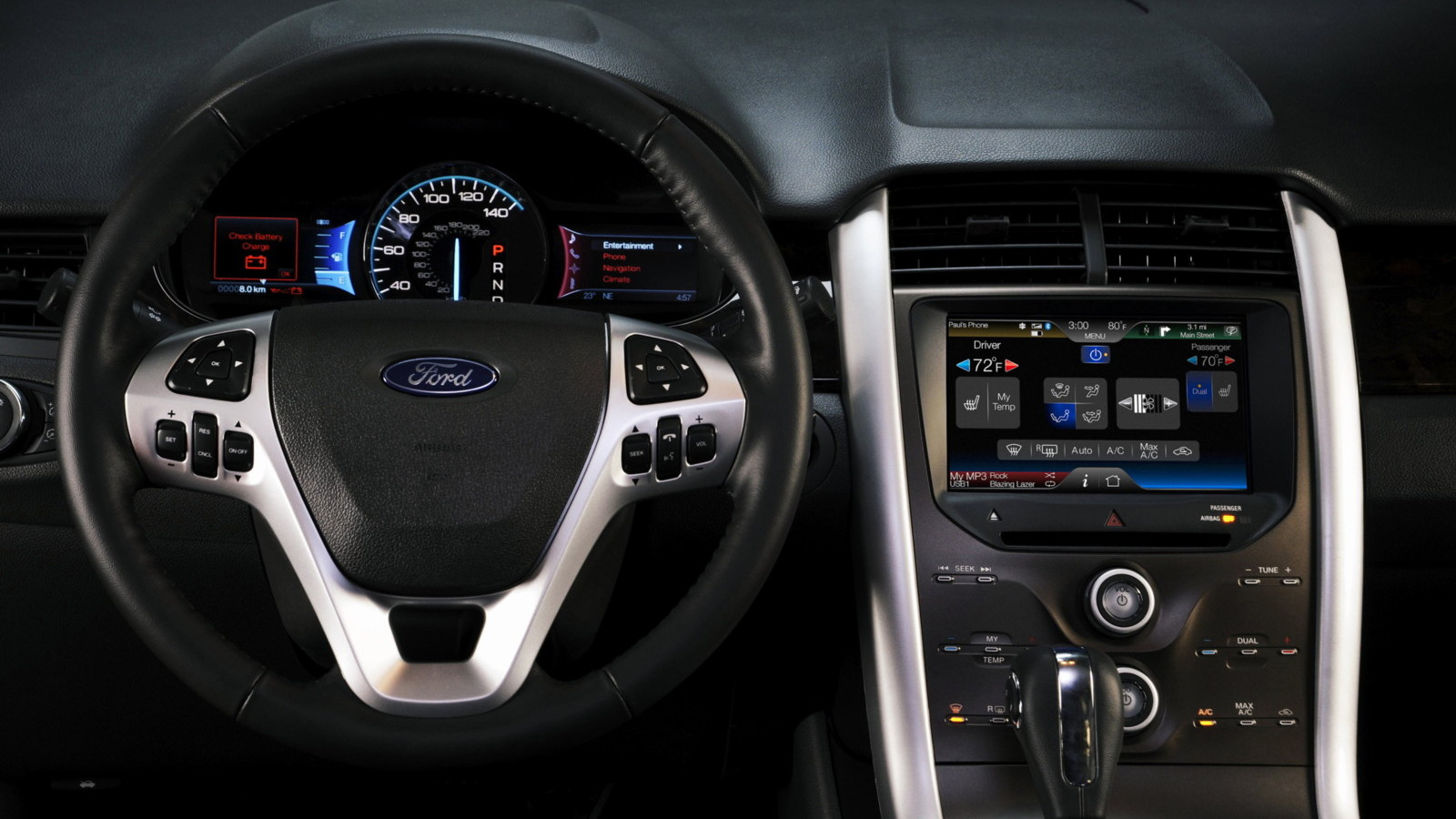 My Ford Benefits >> Ford Employees First To Get Benefits Of New Myford Touch