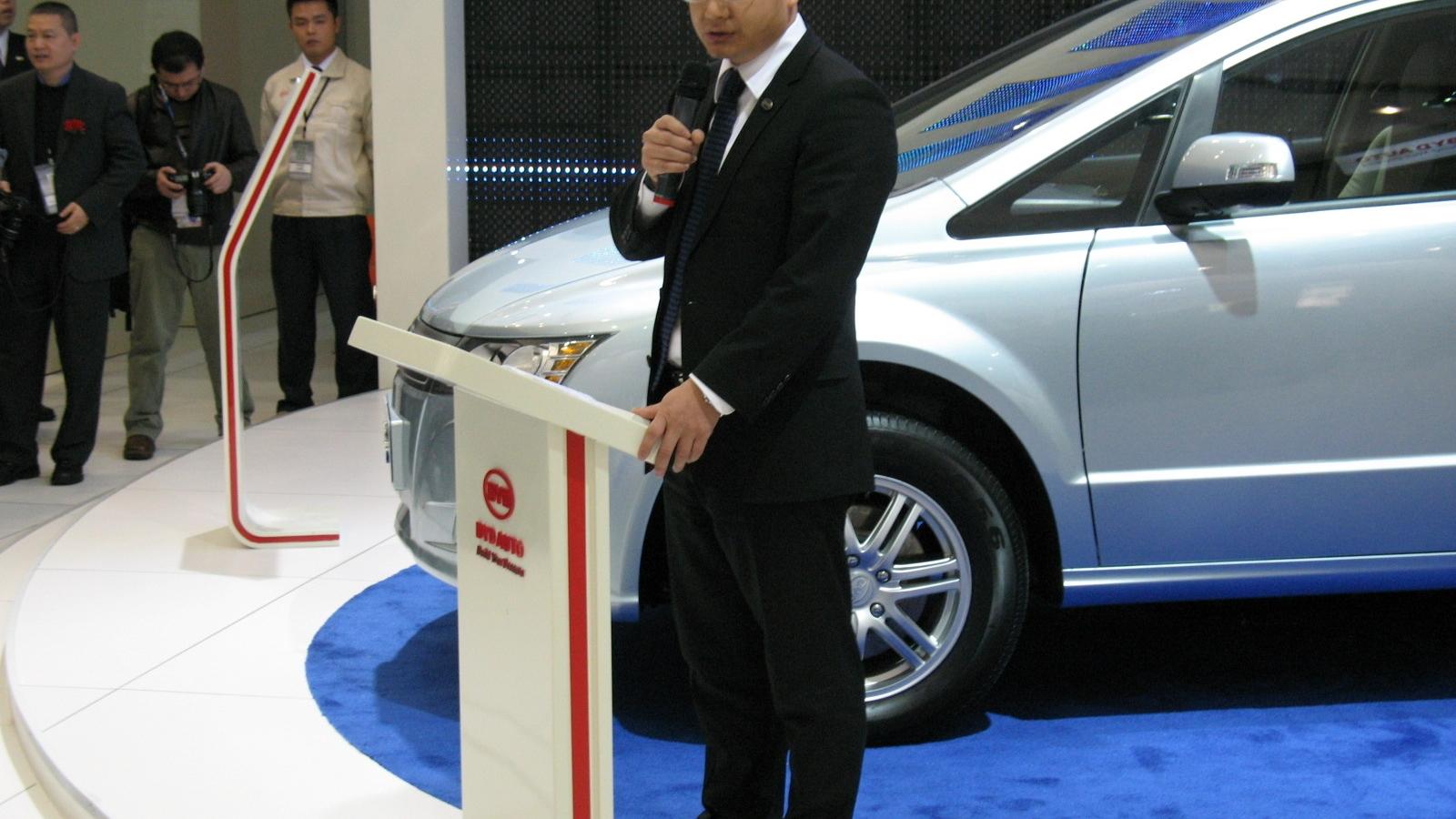 Henri Li, BYD