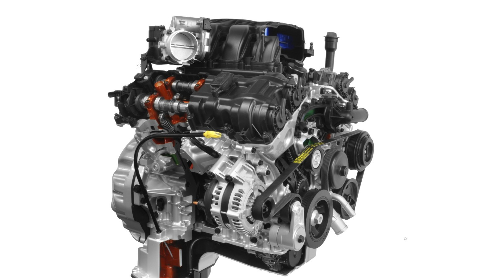 Chrysler Pentastar V-6 engine