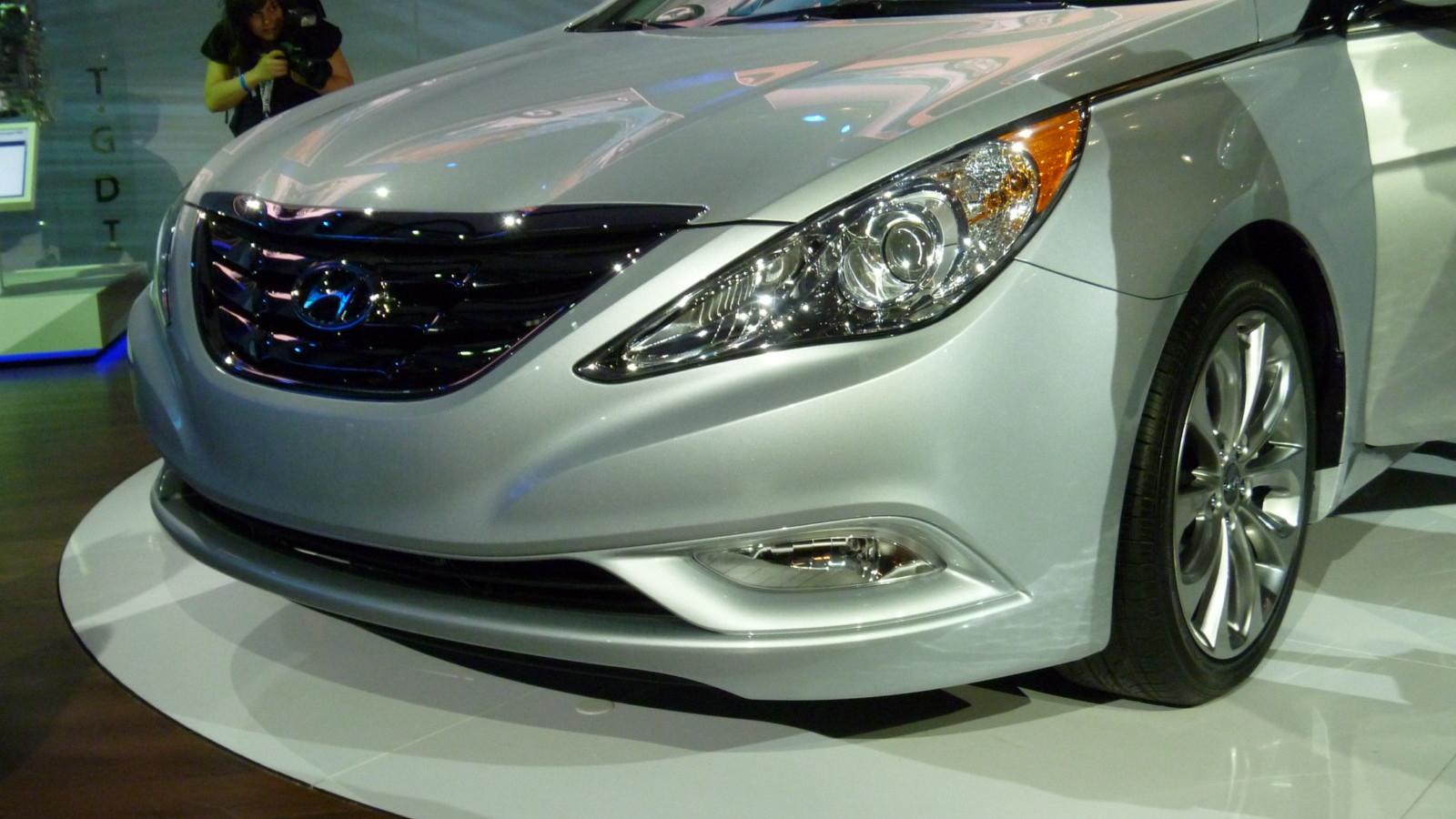 2011 Hyundai Sonata 2.0T