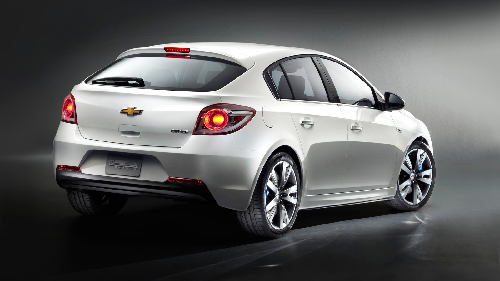 2012 Holden Cruze hatchback