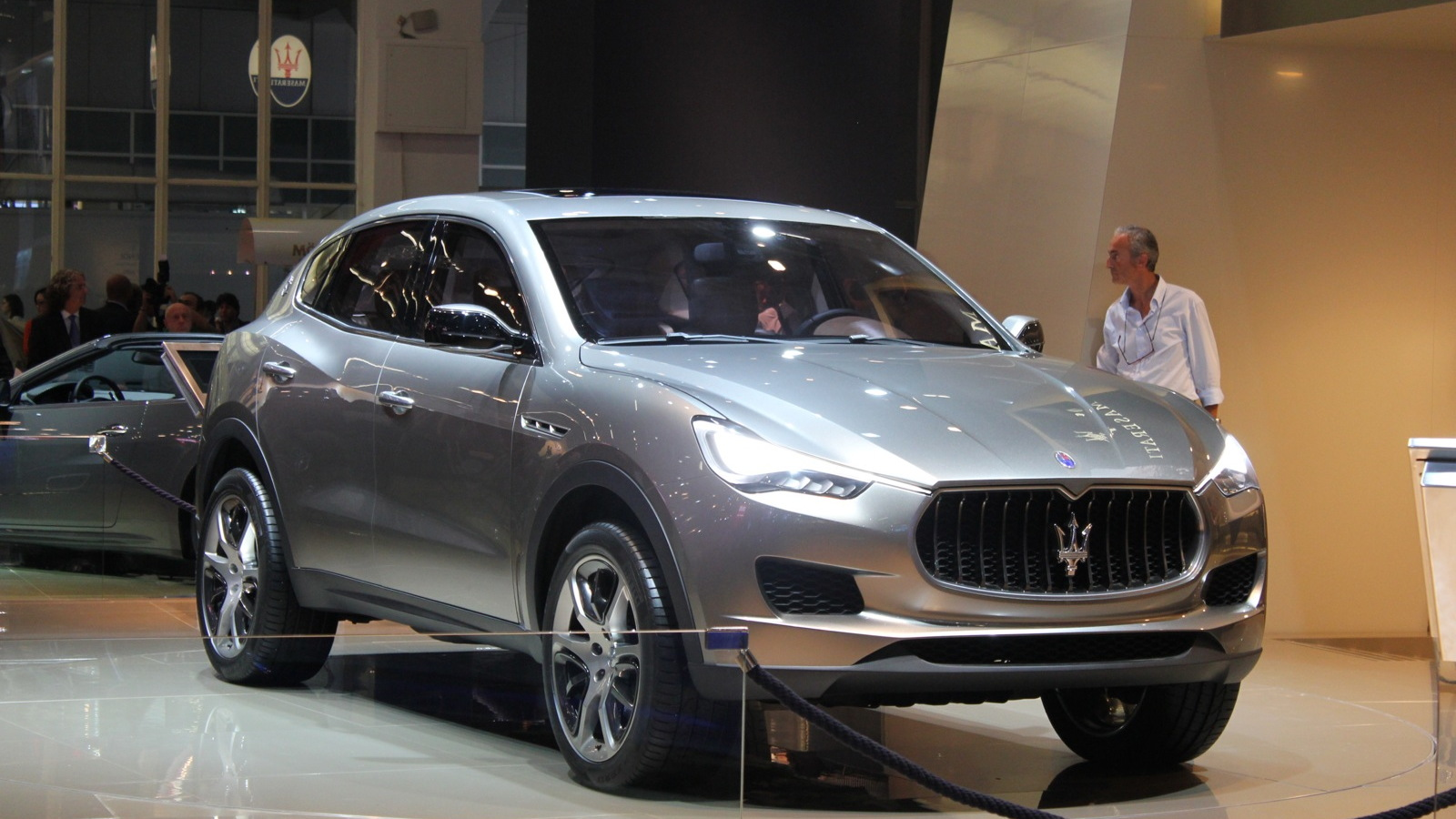 2012 Maserati Kubang
