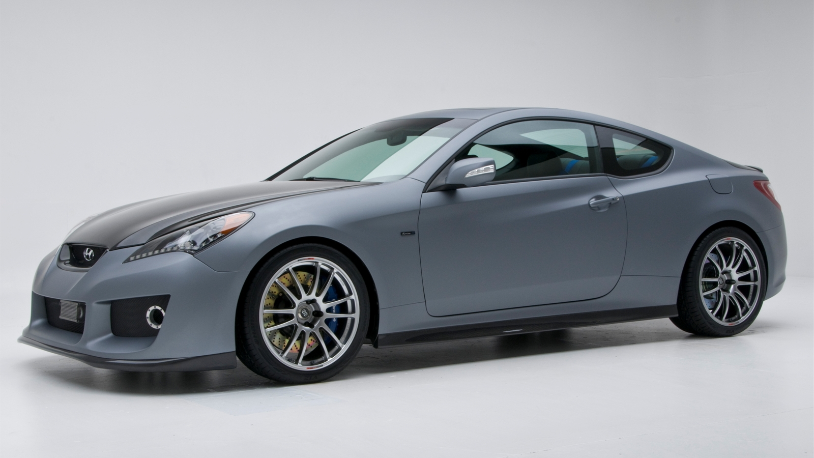 Hurricane SC Hyundai Genesis Coupe at SEMA 2011