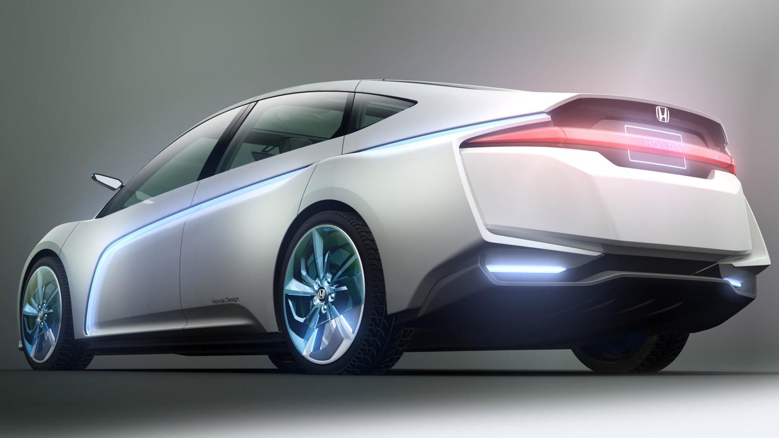 2011 Honda AC-X Plug-In Hybrid Concept