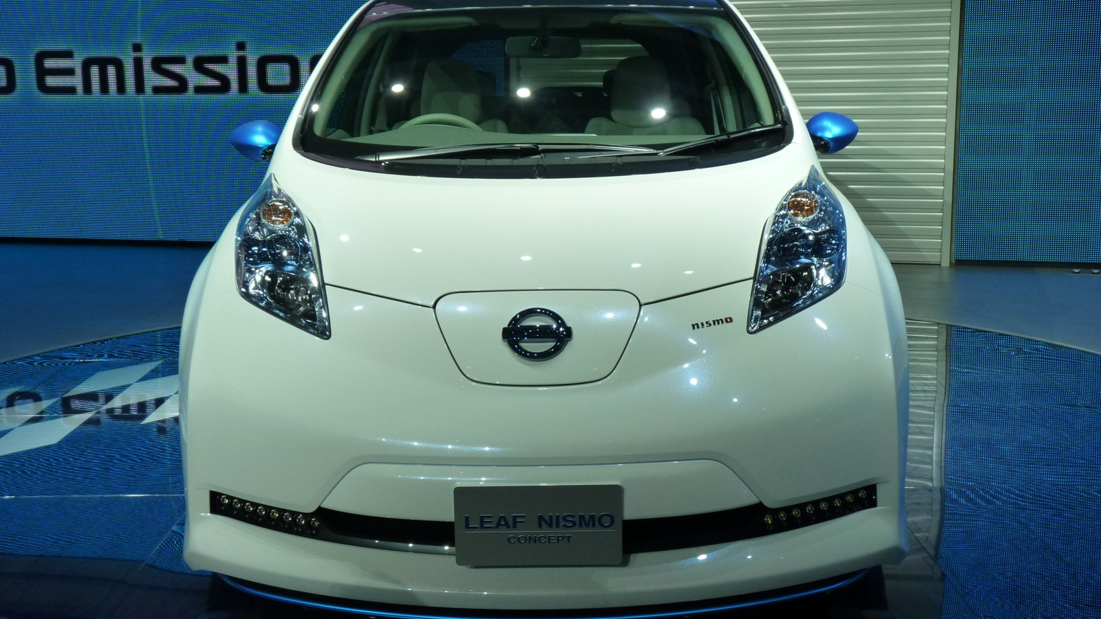 2011 Nissan Leaf NISMO concept
