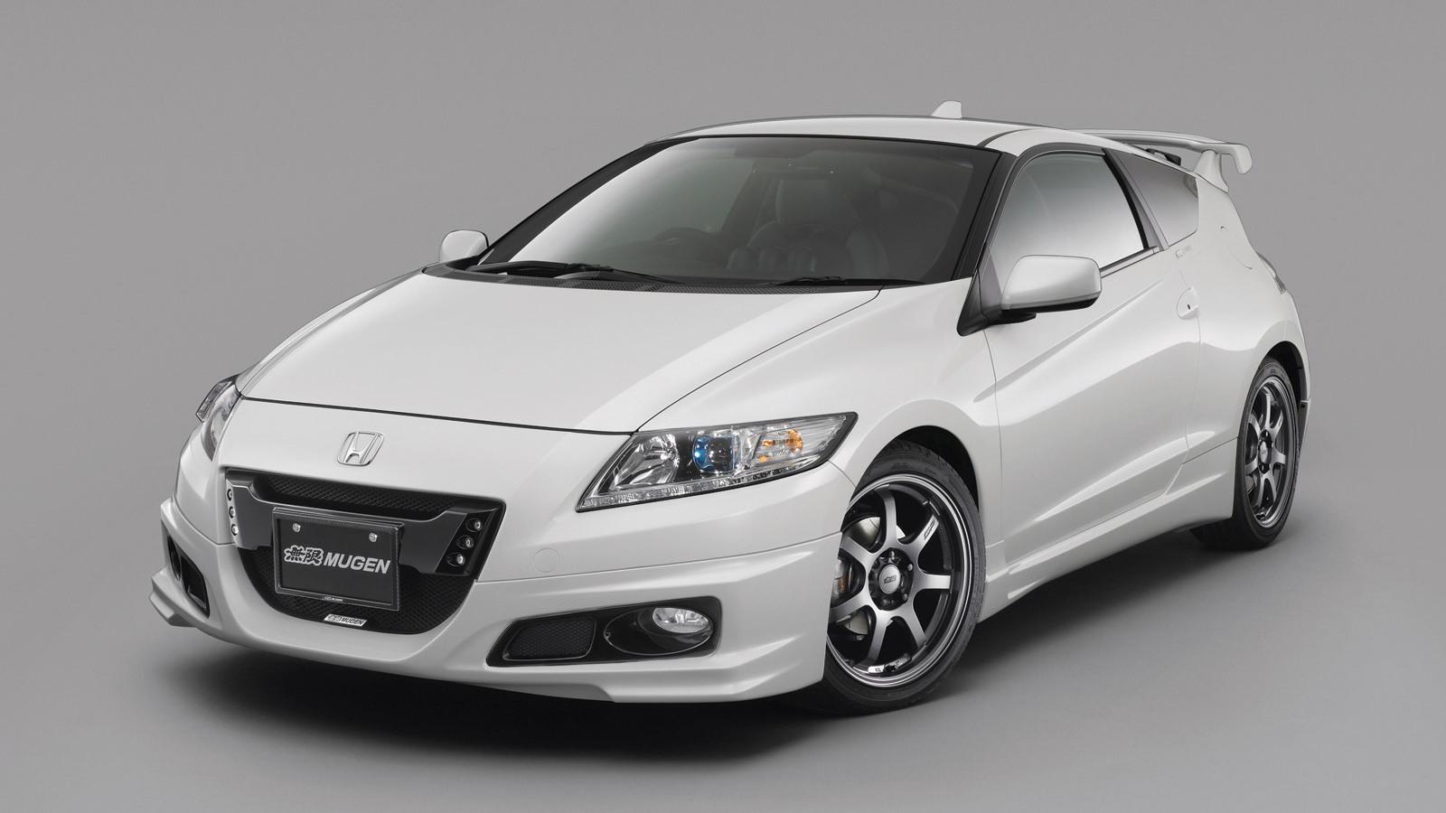 Honda CR-Z iCF by Mugen Euro