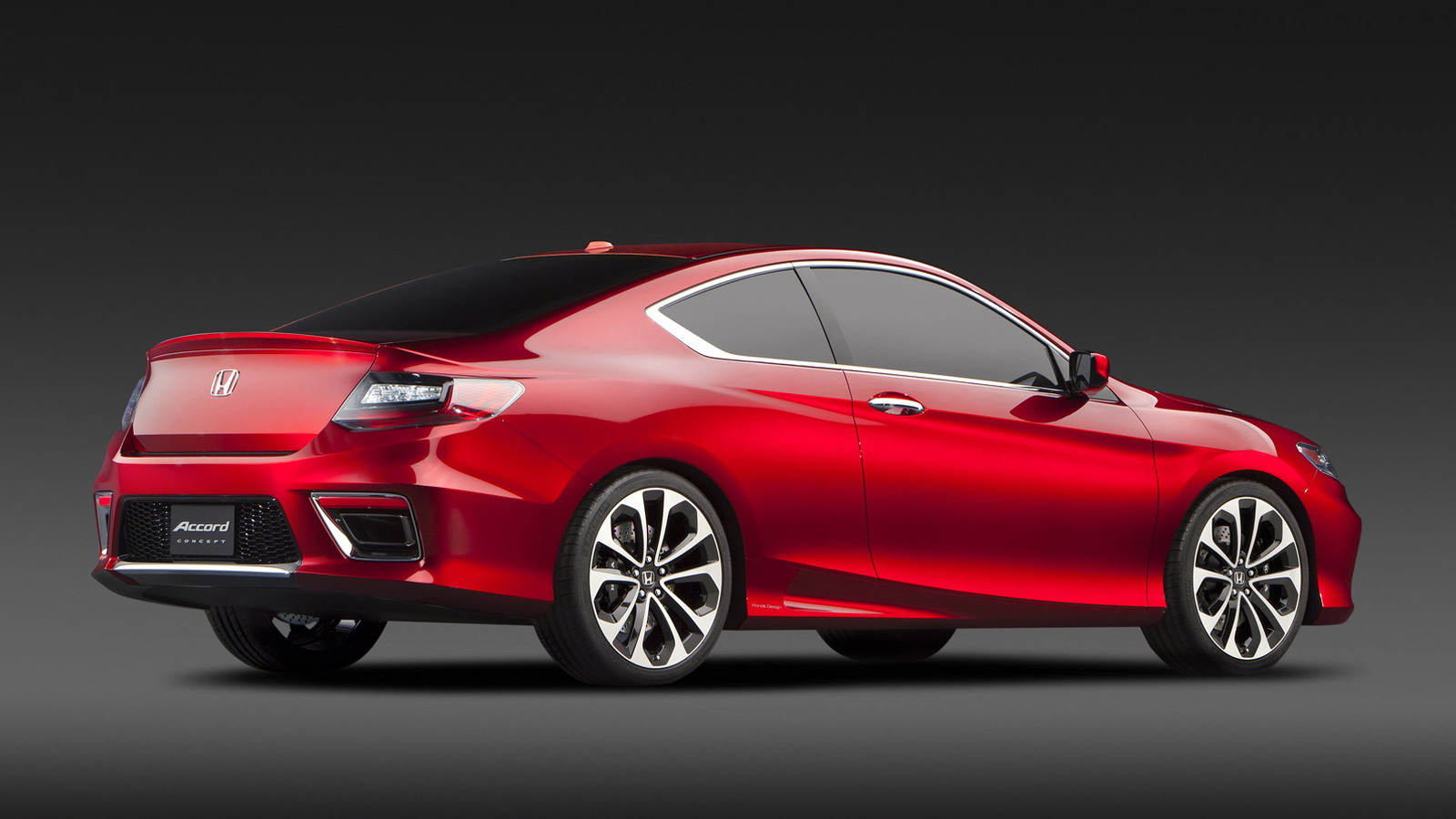 2013 Honda Accord Coupe Concept