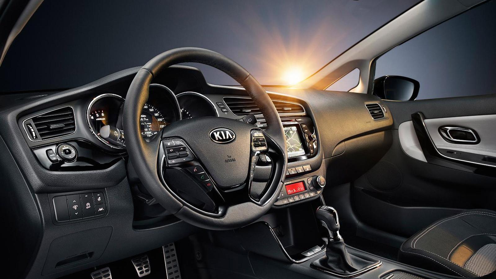 2012 Kia Cee'd Hatchback