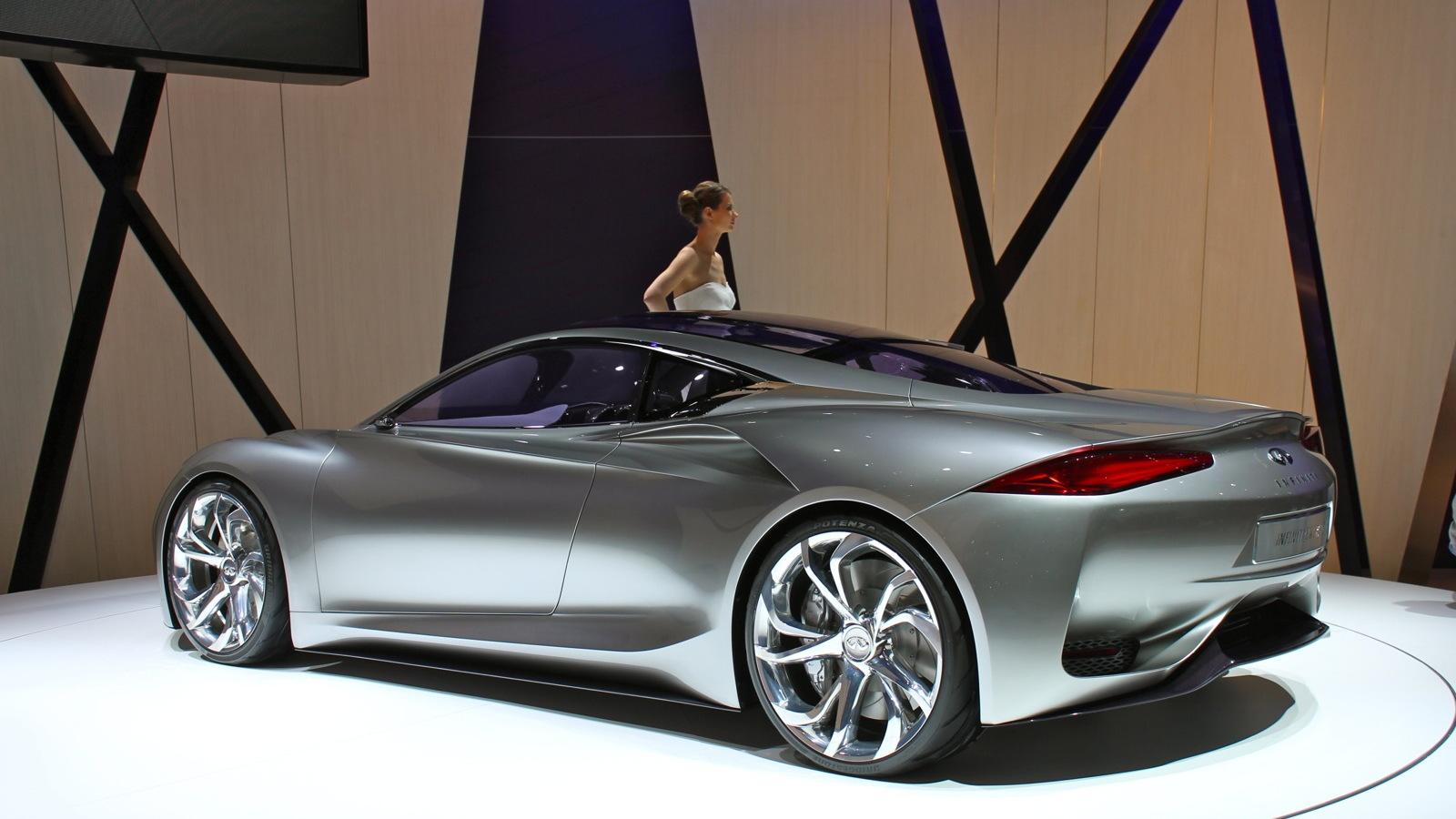 2012 Infiniti Emerg-E concept