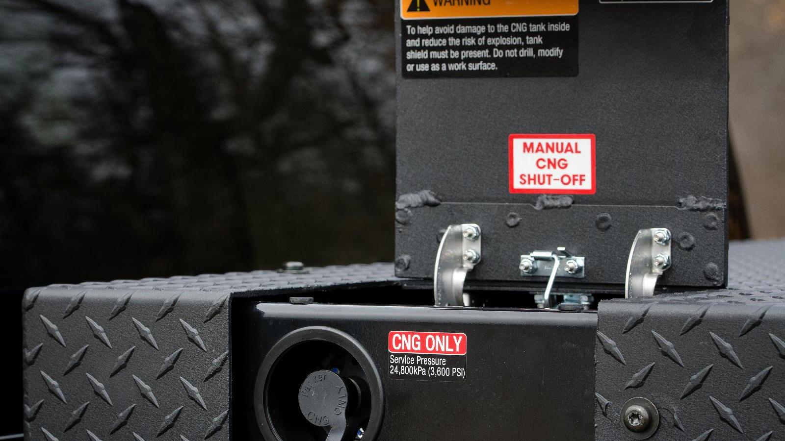 2013 Chevy, GMC Natural Gas Bi-Fuel Pickup Trucks Announced