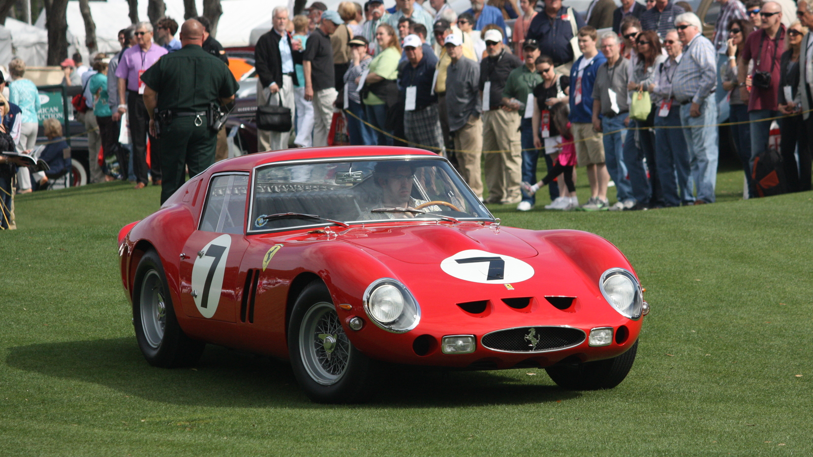 Jim Jaeger's 1962 Ferrari 330 LM