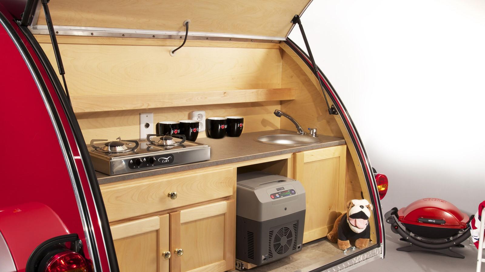 MINI Cowley caravan concept