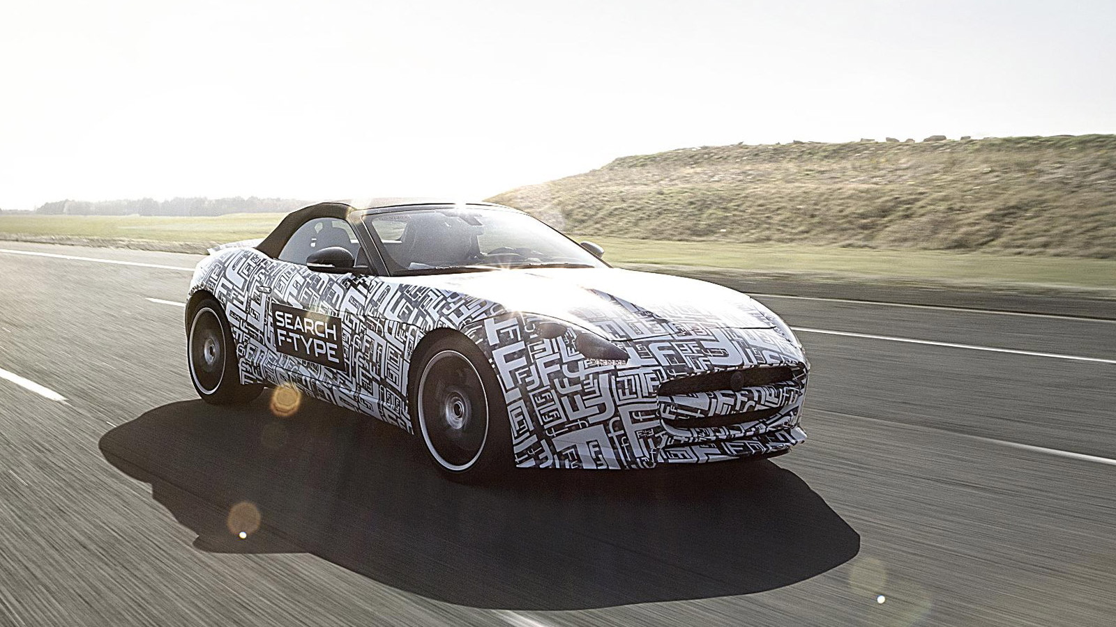 2014 Jaguar F-Type teaser
