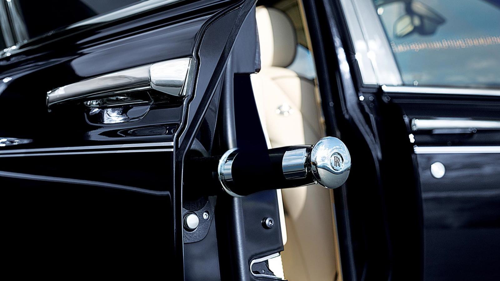 Rolls-Royce Series II Phantom Extended Wheelbase
