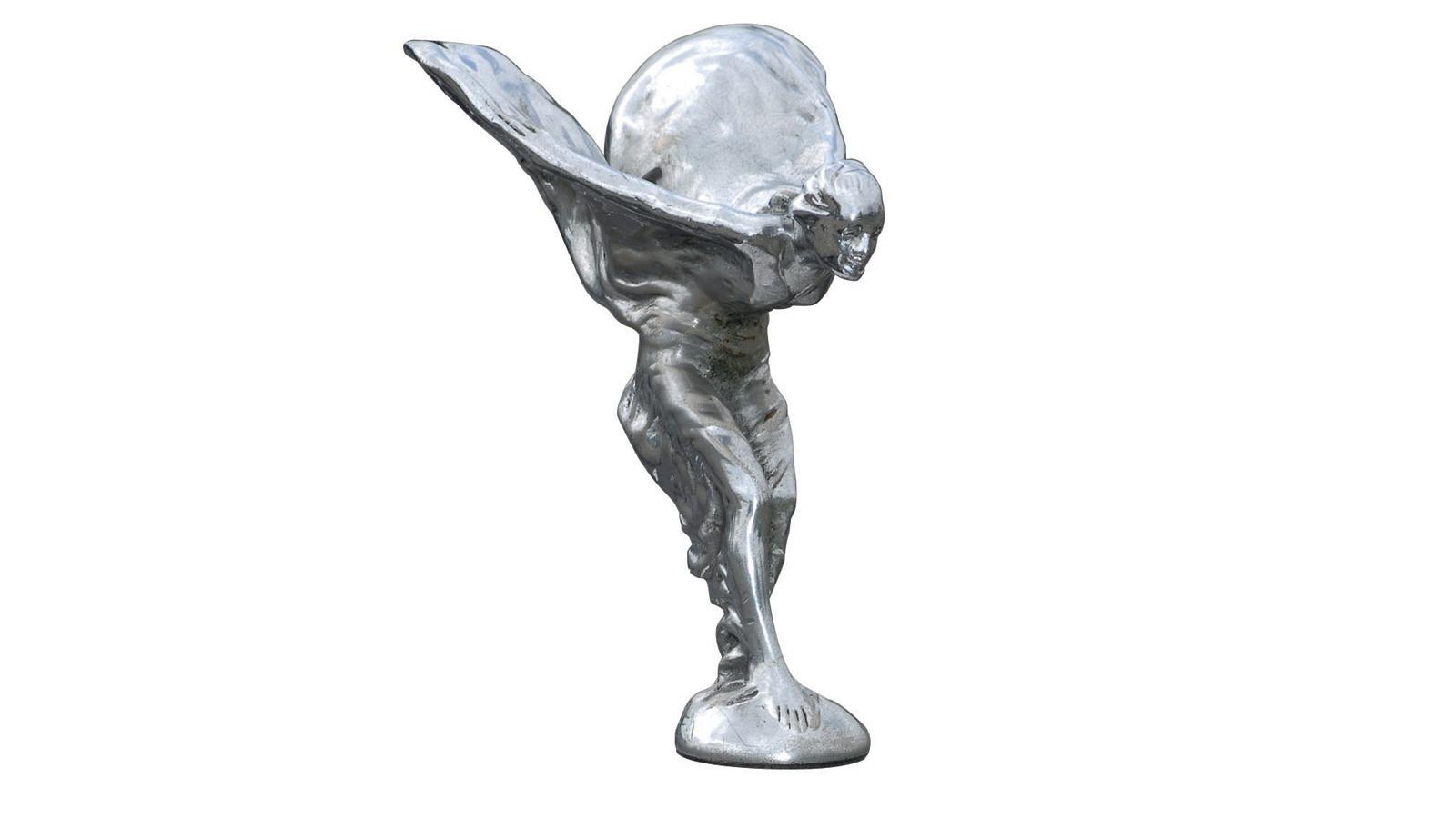 Spirit of Ecstasy mascot