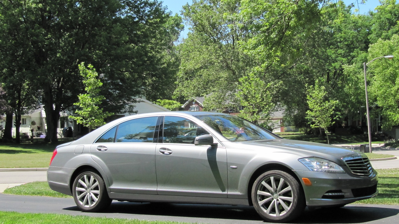 2012 Mercedes-Benz S 350 BlueTEC: One Week In 32-MPG Diesel Luxury Sedan