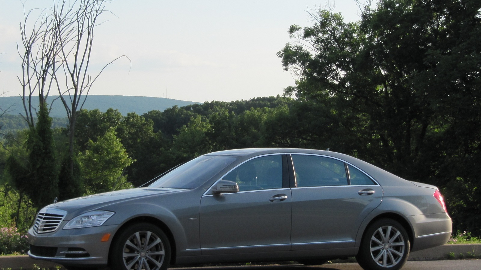 2012 Mercedes-Benz S 350 BlueTEC 4Matic, road test, June 2012