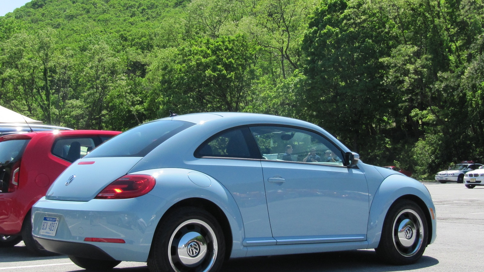 2012 Volkswagen Beetle, Bear Mountain, NY, May 2012