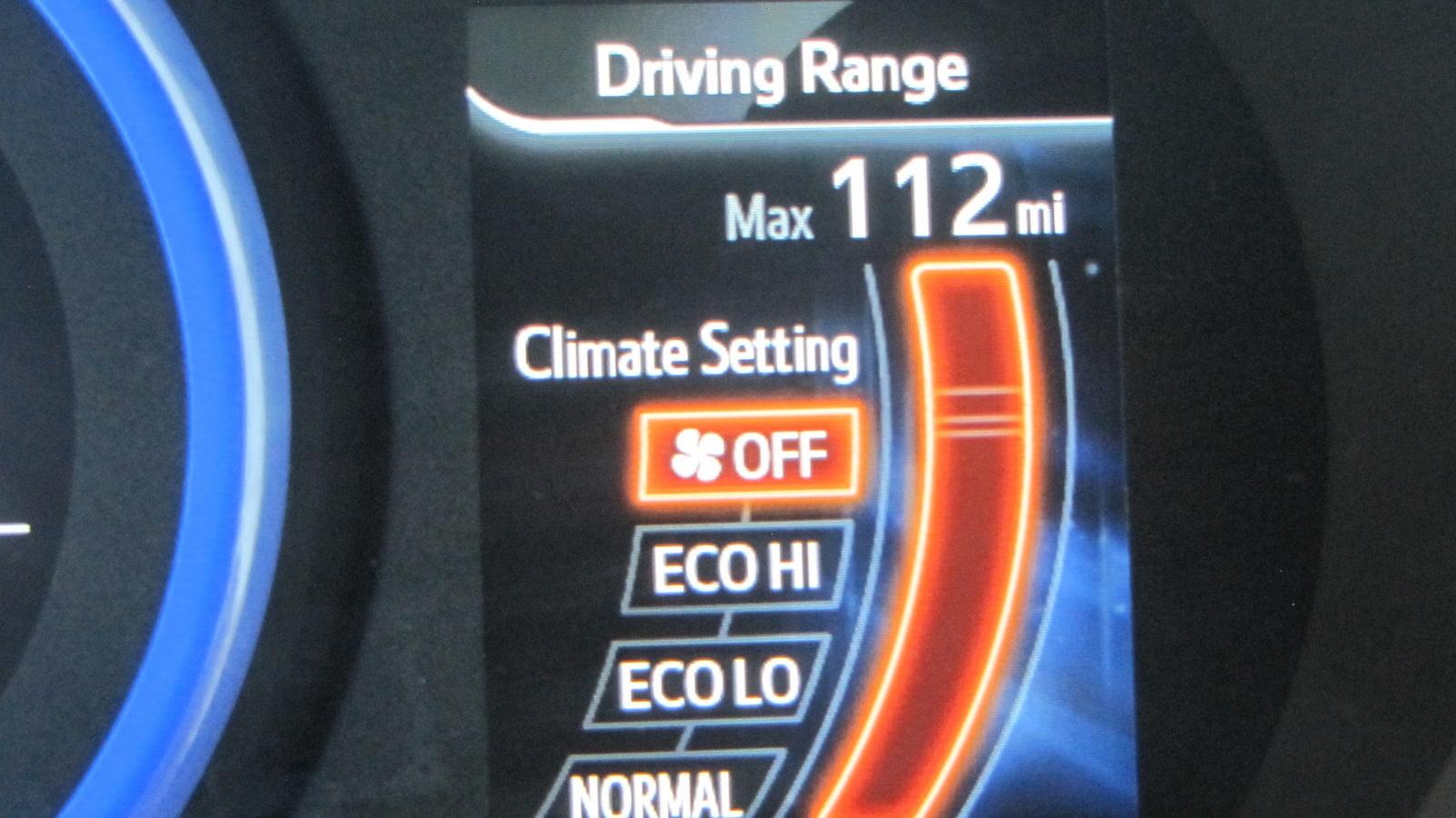 2012 Toyota RAV4 EV, Newport Beach, California, July 2012