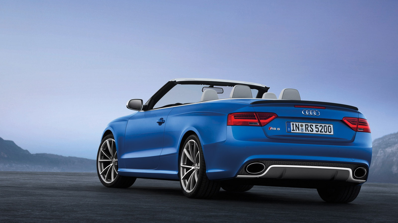 2014 Audi RS 5 Cabriolet